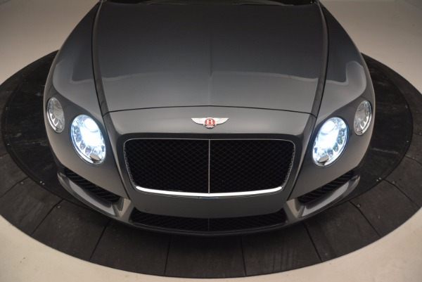 Used 2014 Bentley Continental GT V8 for sale Sold at Maserati of Greenwich in Greenwich CT 06830 26