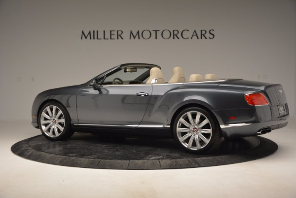 Used 2014 Bentley Continental GT V8 for sale Sold at Maserati of Greenwich in Greenwich CT 06830 4