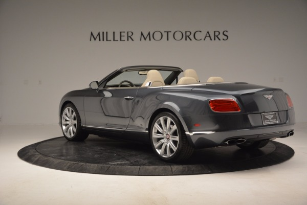 Used 2014 Bentley Continental GT V8 for sale Sold at Maserati of Greenwich in Greenwich CT 06830 5