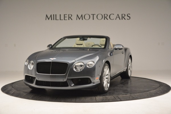 Used 2014 Bentley Continental GT V8 for sale Sold at Maserati of Greenwich in Greenwich CT 06830 1