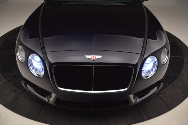 Used 2014 Bentley Continental GT V8 for sale Sold at Maserati of Greenwich in Greenwich CT 06830 27