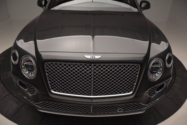 New 2017 Bentley Bentayga for sale Sold at Maserati of Greenwich in Greenwich CT 06830 13