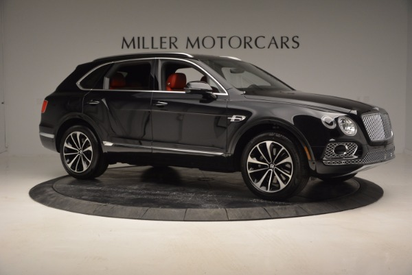 New 2017 Bentley Bentayga for sale Sold at Maserati of Greenwich in Greenwich CT 06830 10