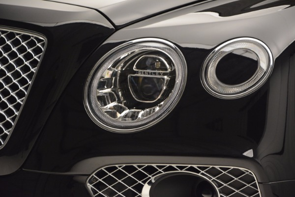 New 2017 Bentley Bentayga for sale Sold at Maserati of Greenwich in Greenwich CT 06830 15