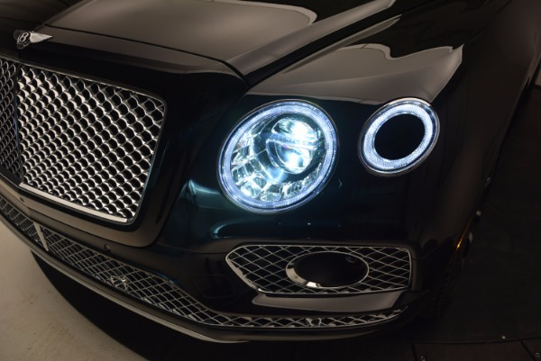 New 2017 Bentley Bentayga for sale Sold at Maserati of Greenwich in Greenwich CT 06830 17