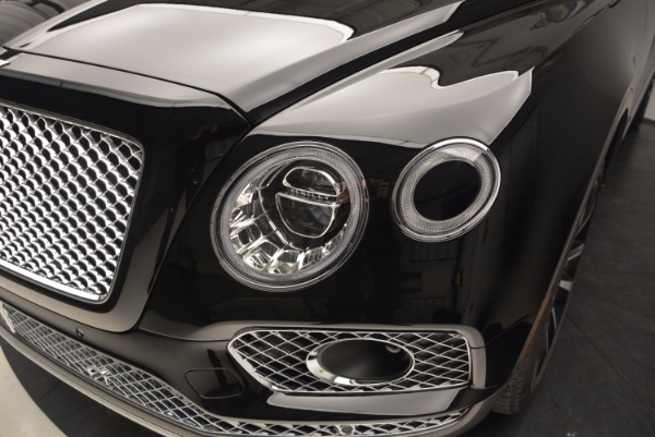 New 2017 Bentley Bentayga for sale Sold at Maserati of Greenwich in Greenwich CT 06830 14