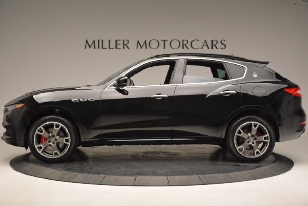 New 2017 Maserati Levante for sale Sold at Maserati of Greenwich in Greenwich CT 06830 3