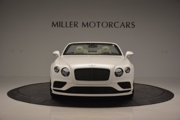 New 2017 Bentley Continental GT Speed Convertible for sale Sold at Maserati of Greenwich in Greenwich CT 06830 12