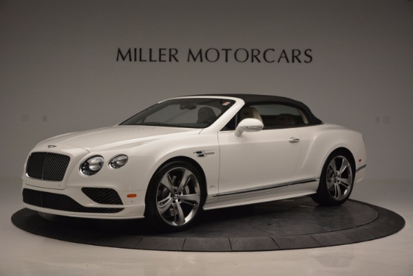 New 2017 Bentley Continental GT Speed Convertible for sale Sold at Maserati of Greenwich in Greenwich CT 06830 14