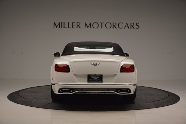 New 2017 Bentley Continental GT Speed Convertible for sale Sold at Maserati of Greenwich in Greenwich CT 06830 18