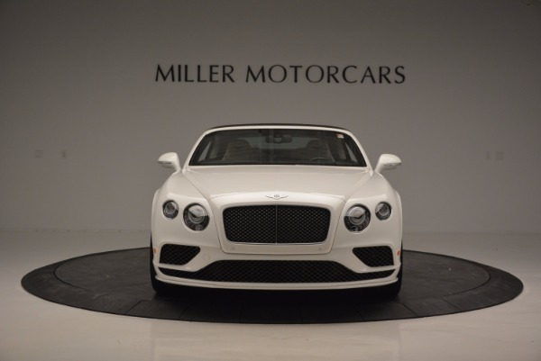New 2017 Bentley Continental GT Speed Convertible for sale Sold at Maserati of Greenwich in Greenwich CT 06830 24