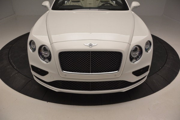 New 2017 Bentley Continental GT Speed Convertible for sale Sold at Maserati of Greenwich in Greenwich CT 06830 25