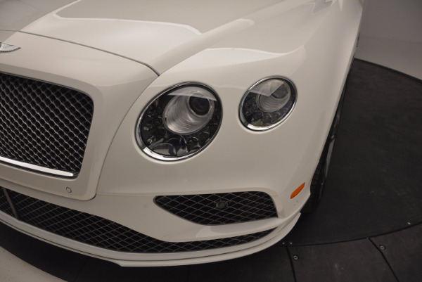 New 2017 Bentley Continental GT Speed Convertible for sale Sold at Maserati of Greenwich in Greenwich CT 06830 26