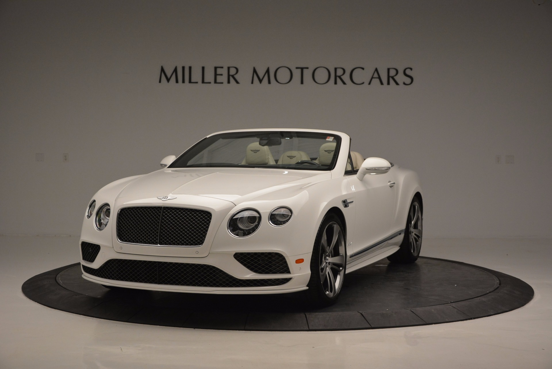 New 2017 Bentley Continental GT Speed Convertible for sale Sold at Maserati of Greenwich in Greenwich CT 06830 1