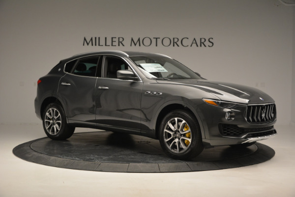 Used 2017 Maserati Levante S Ex Service Loaner for sale Sold at Maserati of Greenwich in Greenwich CT 06830 10