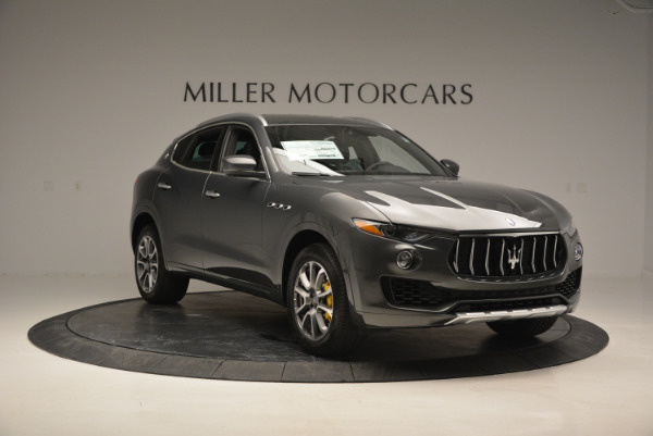 Used 2017 Maserati Levante S Ex Service Loaner for sale Sold at Maserati of Greenwich in Greenwich CT 06830 11
