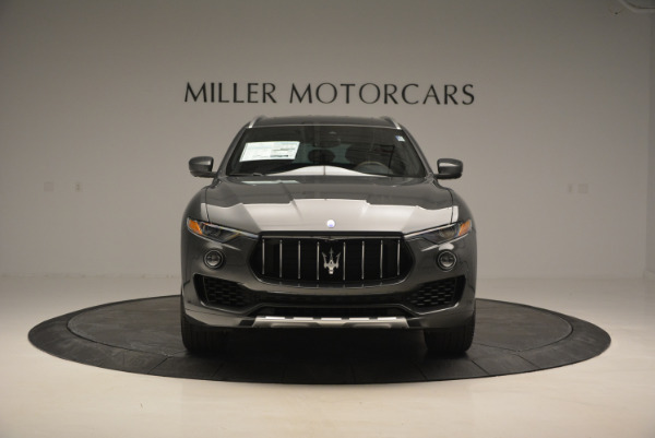 Used 2017 Maserati Levante S Ex Service Loaner for sale Sold at Maserati of Greenwich in Greenwich CT 06830 12