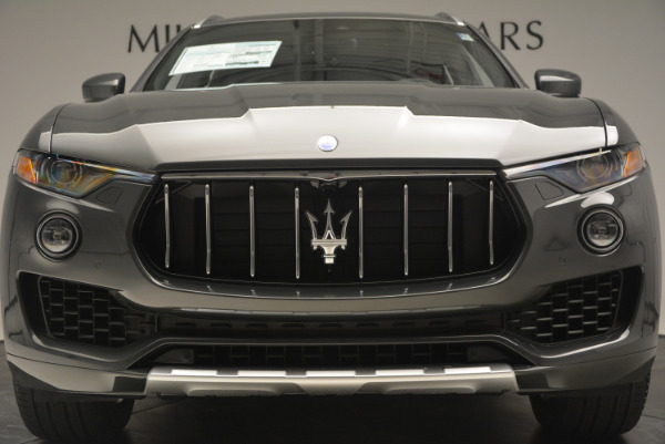 Used 2017 Maserati Levante S Ex Service Loaner for sale Sold at Maserati of Greenwich in Greenwich CT 06830 13