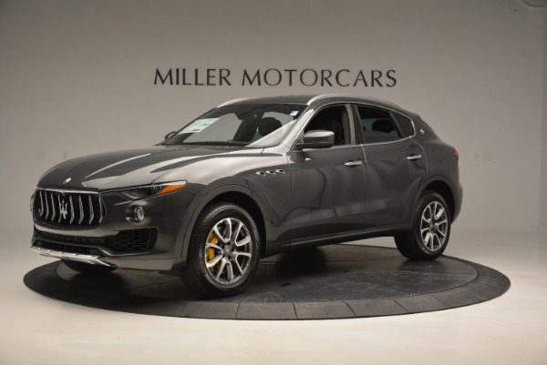 Used 2017 Maserati Levante S Ex Service Loaner for sale Sold at Maserati of Greenwich in Greenwich CT 06830 2