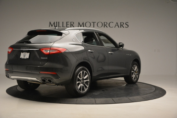 Used 2017 Maserati Levante S Ex Service Loaner for sale Sold at Maserati of Greenwich in Greenwich CT 06830 7