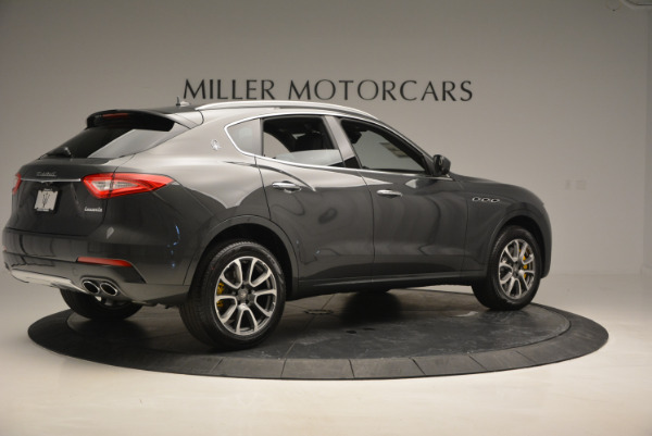 Used 2017 Maserati Levante S Ex Service Loaner for sale Sold at Maserati of Greenwich in Greenwich CT 06830 8