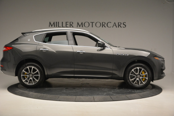 Used 2017 Maserati Levante S Ex Service Loaner for sale Sold at Maserati of Greenwich in Greenwich CT 06830 9