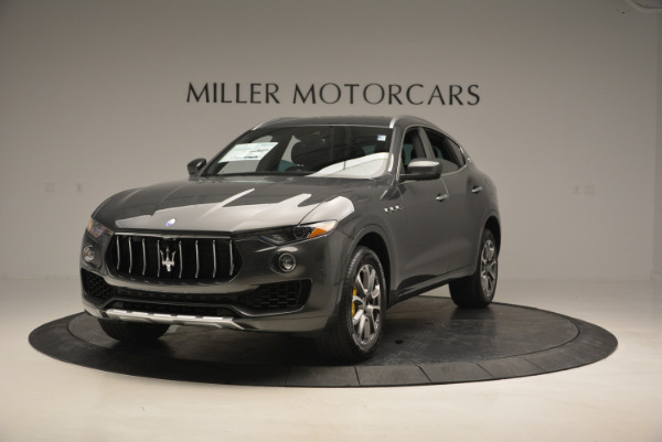 Used 2017 Maserati Levante S Ex Service Loaner for sale Sold at Maserati of Greenwich in Greenwich CT 06830 1