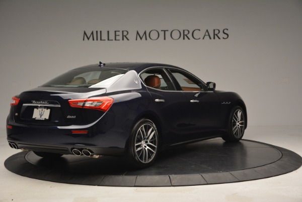 New 2017 Maserati Ghibli S Q4 for sale Sold at Maserati of Greenwich in Greenwich CT 06830 7