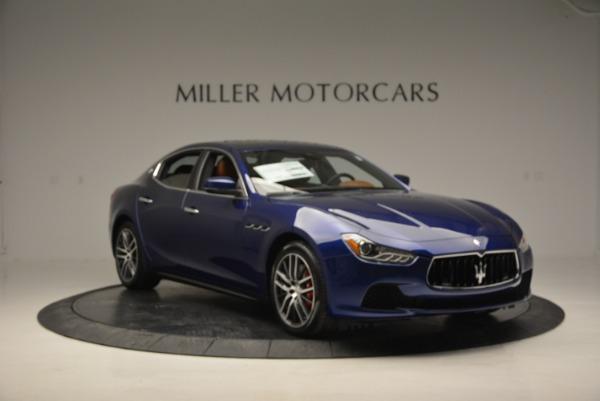 New 2017 Maserati Ghibli S Q4 for sale Sold at Maserati of Greenwich in Greenwich CT 06830 11