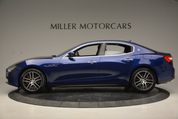 New 2017 Maserati Ghibli S Q4 for sale Sold at Maserati of Greenwich in Greenwich CT 06830 3
