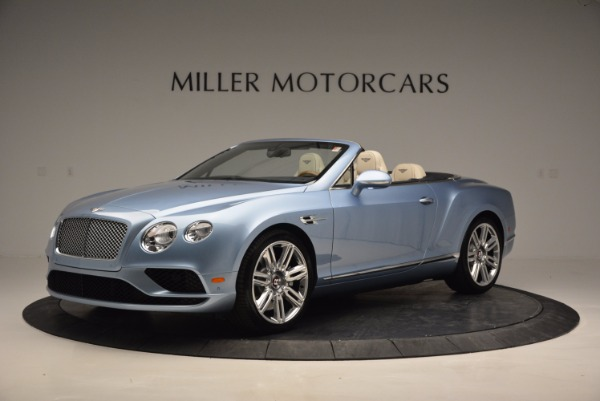 New 2017 Bentley Continental GT V8 for sale Sold at Maserati of Greenwich in Greenwich CT 06830 2