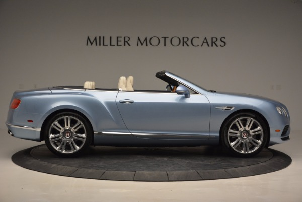 New 2017 Bentley Continental GT V8 for sale Sold at Maserati of Greenwich in Greenwich CT 06830 9
