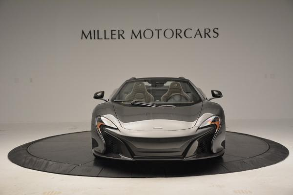 Used 2016 McLaren 650S SPIDER Convertible for sale Sold at Maserati of Greenwich in Greenwich CT 06830 10