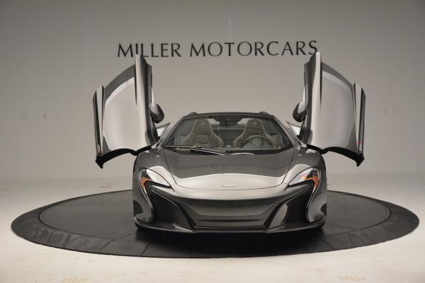 Used 2016 McLaren 650S SPIDER Convertible for sale Sold at Maserati of Greenwich in Greenwich CT 06830 13