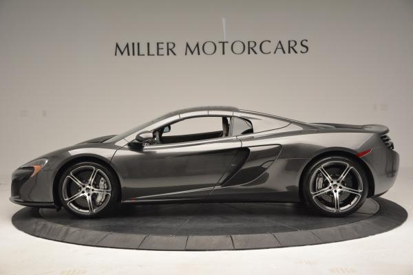 Used 2016 McLaren 650S SPIDER Convertible for sale Sold at Maserati of Greenwich in Greenwich CT 06830 15