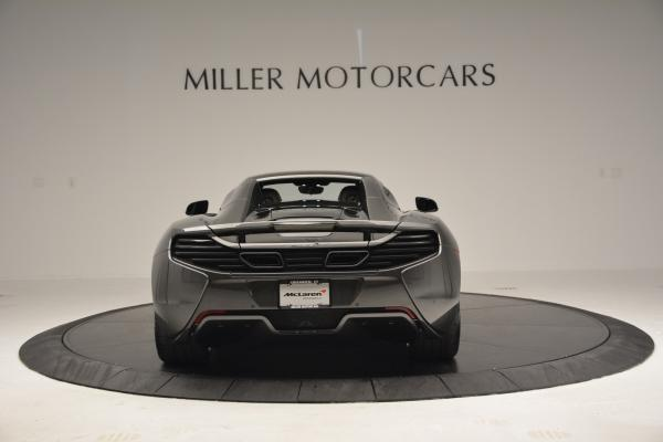 Used 2016 McLaren 650S SPIDER Convertible for sale Sold at Maserati of Greenwich in Greenwich CT 06830 16