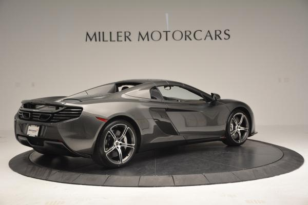 Used 2016 McLaren 650S SPIDER Convertible for sale Sold at Maserati of Greenwich in Greenwich CT 06830 18
