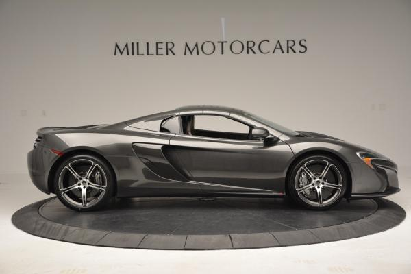Used 2016 McLaren 650S SPIDER Convertible for sale Sold at Maserati of Greenwich in Greenwich CT 06830 19