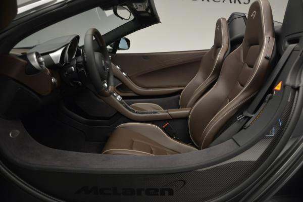Used 2016 McLaren 650S SPIDER Convertible for sale Sold at Maserati of Greenwich in Greenwich CT 06830 22