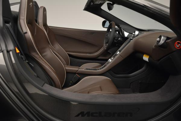 Used 2016 McLaren 650S SPIDER Convertible for sale Sold at Maserati of Greenwich in Greenwich CT 06830 26