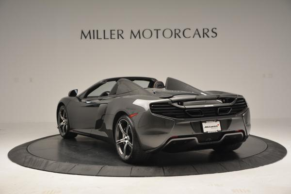Used 2016 McLaren 650S SPIDER Convertible for sale Sold at Maserati of Greenwich in Greenwich CT 06830 4