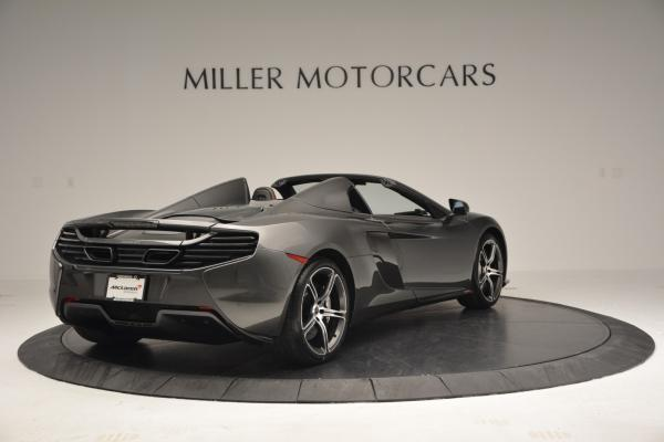 Used 2016 McLaren 650S SPIDER Convertible for sale Sold at Maserati of Greenwich in Greenwich CT 06830 8
