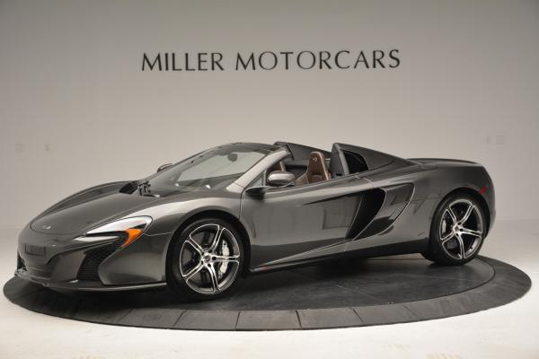Used 2016 McLaren 650S SPIDER Convertible for sale Sold at Maserati of Greenwich in Greenwich CT 06830 1
