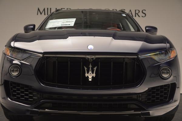 New 2017 Maserati Levante S Q4 for sale Sold at Maserati of Greenwich in Greenwich CT 06830 13