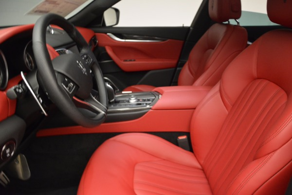 New 2017 Maserati Levante S Q4 for sale Sold at Maserati of Greenwich in Greenwich CT 06830 17