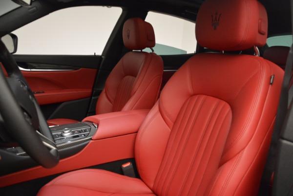 New 2017 Maserati Levante S Q4 for sale Sold at Maserati of Greenwich in Greenwich CT 06830 18