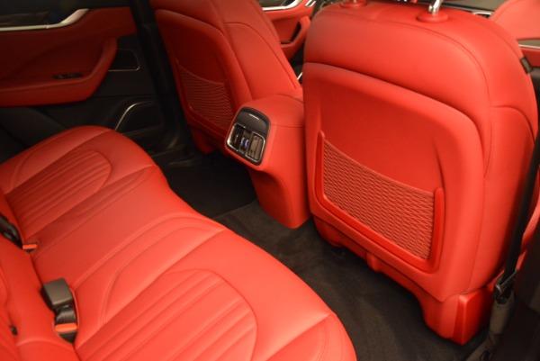 New 2017 Maserati Levante S Q4 for sale Sold at Maserati of Greenwich in Greenwich CT 06830 26