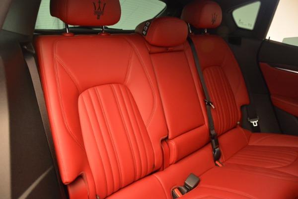 New 2017 Maserati Levante S Q4 for sale Sold at Maserati of Greenwich in Greenwich CT 06830 28
