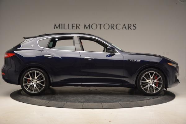New 2017 Maserati Levante S Q4 for sale Sold at Maserati of Greenwich in Greenwich CT 06830 9