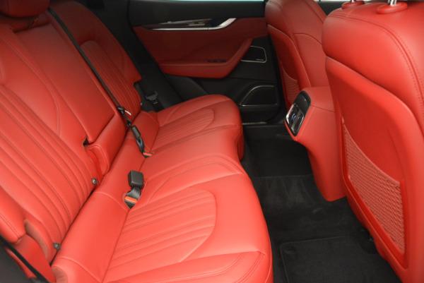 New 2017 Maserati Levante for sale Sold at Maserati of Greenwich in Greenwich CT 06830 24